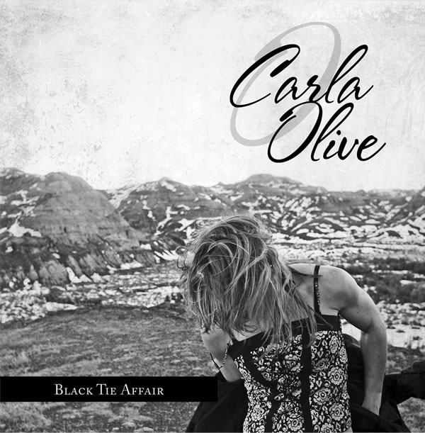 Carla Olive - Black Tie Affair